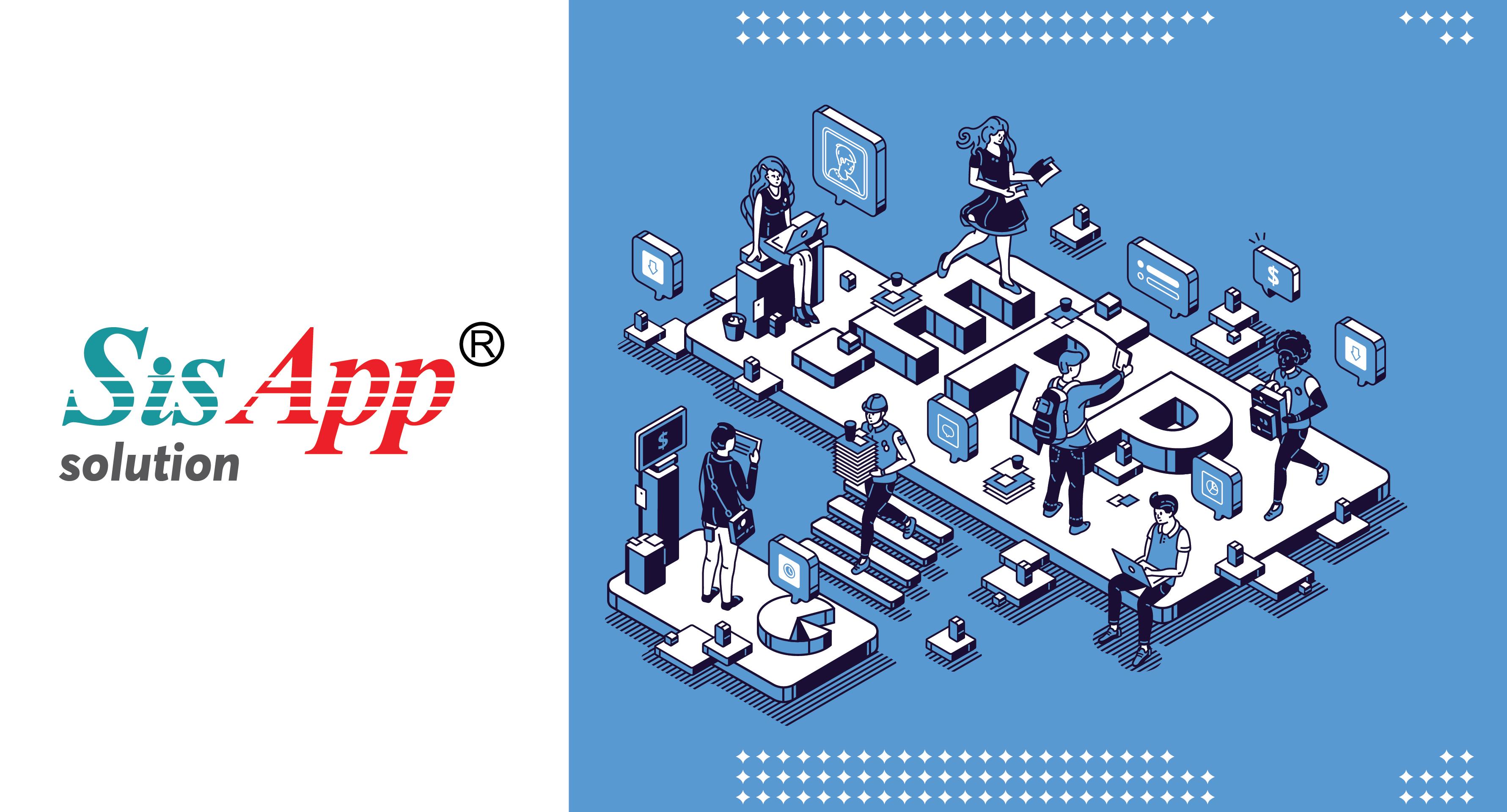 SisApp Sollution Sistem ERP Berpengalaman & Terpercaya