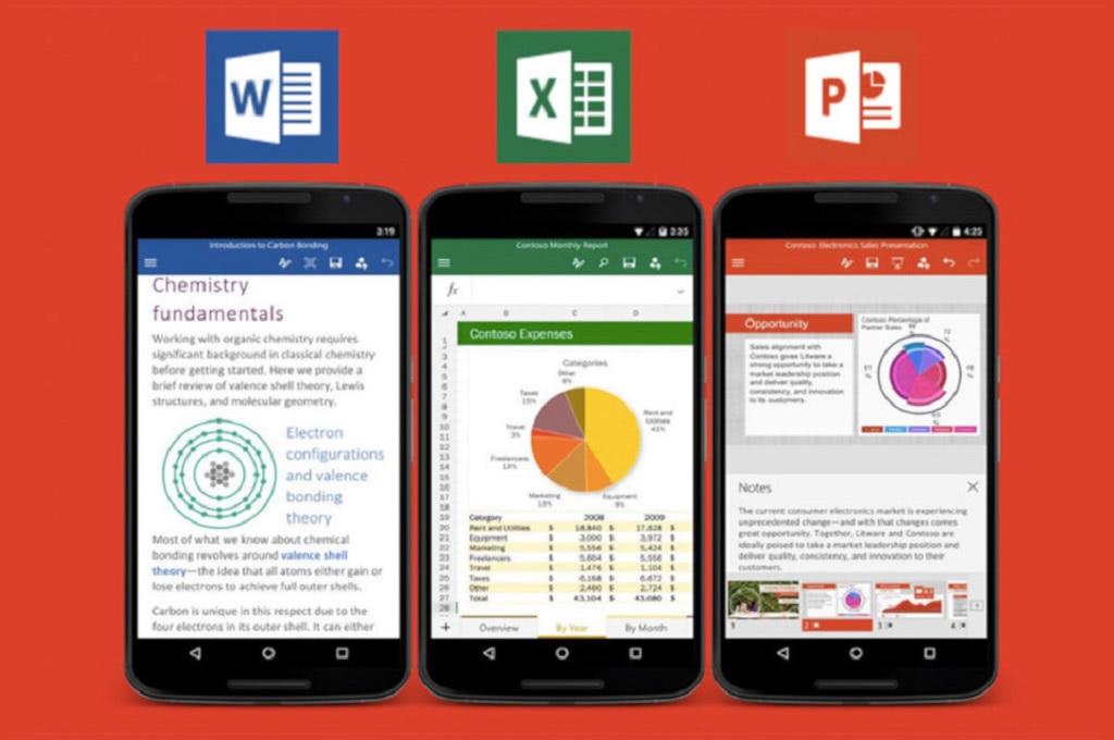 Microsoft Umumkan Aplikasi Word Untuk Android Miliknya Telah Diunduh 1 Miliar Kali