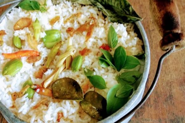 Resep Nasi Liwet Sunda yang Gurih dan Pulen, Bisa Bikin di Magicom