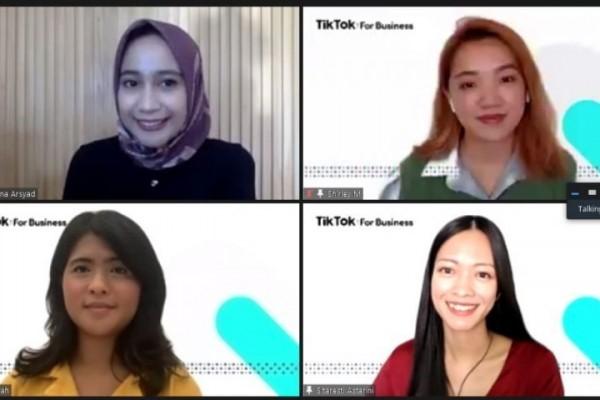 3 Kisah Sukses Perempuan yang Berhasil Tingkatkan Bisnisnya di TikTok